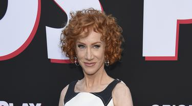 Kathy Griffin pada 2019. (Chris Pizzello/Invision/AP, File)