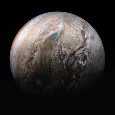 Foto Terbaru Jupiter