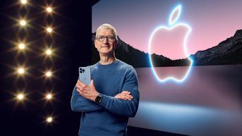 Tim Cook: Karyawan yang Bocorkan Informasi Tak Pantas Jadi Bagian dari Apple