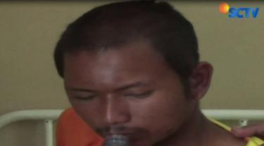 Nandang adalah anak pertama dari dua bersaudara dari pasangan Satibi bin Ratum dan Sriyanah asal Cirebon, Jawa Barat.