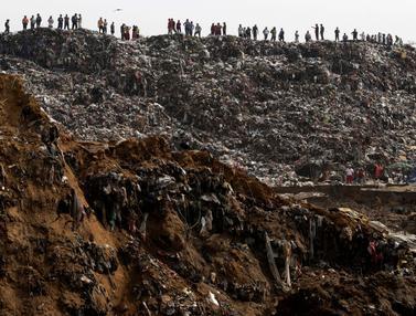 20160427-Pemulung Meninggal Tertimpa Longsoran Sampah di Guatemala-Reuters