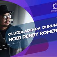 Ini Kegemaran Derby Romero yang Didukung Claudia Adinda