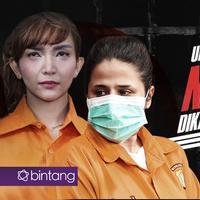 Artis narkoba (Digital Image: Muhammad Iqbal Nurfajri/Bintang.com)