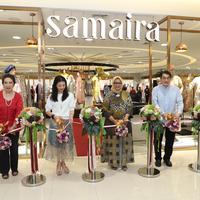 Peresmian Samaira di Sogo Department Store, Kota Kasablanka. (Istimewa)