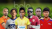 6 Pemain Indonesia yang Berkiprah di Luar Negeri (Bola.com/Samsul Hadi)