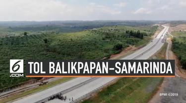 Jalan tol pertama di ibu kota baru yaitu Tol Balikpapan-Samarinda akan segera beroperasi. Jalan tol ini akan melintasi Kecamatan Samboja, Kutai Kartanegara.