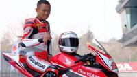 Astra Honda Racing Team raih kualifikasi ARRC 2018 seri ke-5 yang menjanjikan (Istimewa)