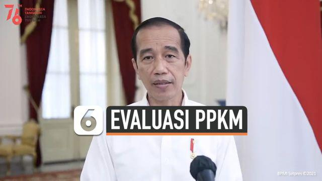 Jelang berakhirnya perpanjangan PPKM level 4 pada 16 Agustus 2021, Presiden Joko Widodo sampaikan dampak PPKM terhadap angka keterisian tempat tidur atau bed occupancy rate (BOR) di pulau Jawa. Akankah PPKM kembali diperpanjang?