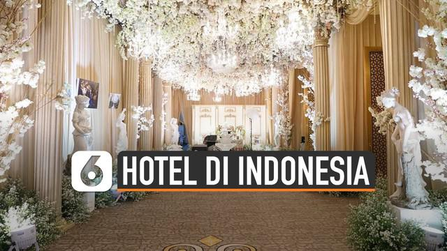 Memasuki libur akhir tahun, beberapa hotel ini bisa jadi daftar penginapan. Indonesia punya hotel yang masuk daftar terbaik di Asia.