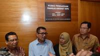 Kekayaan Penyelenggara Negara (KPKPN) dilebur ke dalam tubuh lembaga Komisi Pemberantasan Korupsi (KPK).