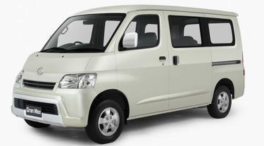 Januari, Gran Max Jadi Mobil Terlaris Daihatsu