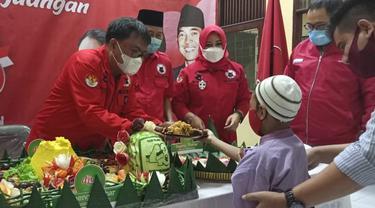Banteng Muda Indonesia (BMI) Berikan Bantuan.