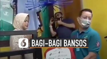 Kemunculan video tersebut mengundang sindiran dari netizen pasca penangkapan Juliari oleh KPK.