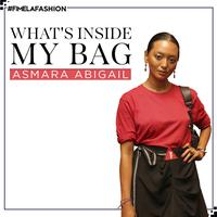 What's In My Bag Asmara Abigail