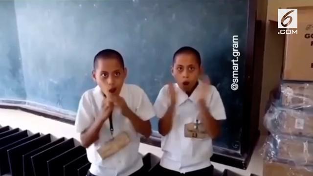 Bocah asal Filipina, lakukan beatbox memainkan musik EDM.