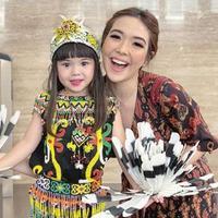 Gisella Anastasia bersama anak (Instagram/gisel_la)