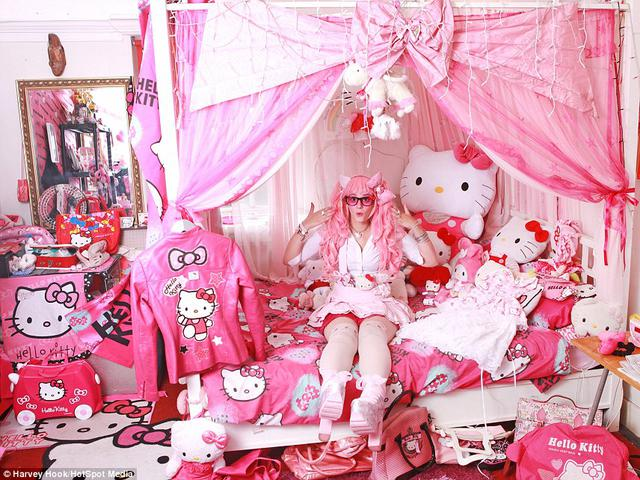 860 Contoh Gambar Rumah Hello Kitty HD Terbaru