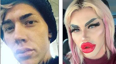 Berpenampilan Seperti Barbie, Pria Ini Mengaku Kesulitan Mendapat Kekasih Wanita