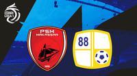 BRI Liga 1 - PSM Makassar Vs Barito Putera (Bola.com/Adreanus Titus)