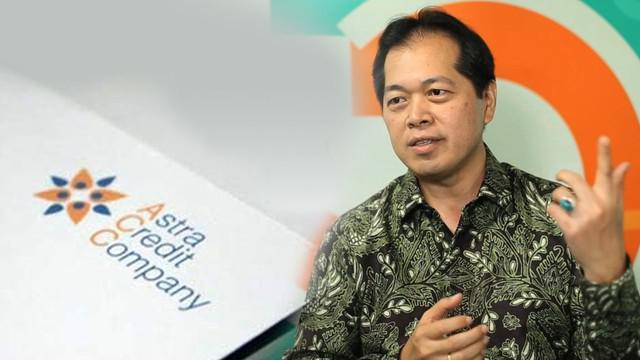 Wawancara seputar perkreditan kendaraan roda empat bersama Djojana Jody, CEO Astra Credit Company di Studio Liputan6.com.