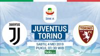 Serie A - Juventus Vs Torino (Bola.com/Adreanus Titus)