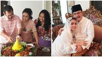 Momen Mesra Mayangsari-Bambang Trihatmojo yang Rayakan Ulang Tahun Pernikahan (sumber:Instagram/mayangsaritrihatmodjoreal)