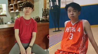 5 Potret Stanley Hao Saat di Lapangan Basket, TikTokers Hits Surabaya
