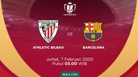 Copa del Rey - Athletico Bilbao Vs Barcelona (Bola.com/Adreanus Titus)