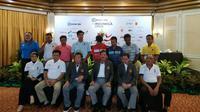 Turnamen golf kelas dunia Indonesia Open 2019 kembali digelar pada akhir bulan ini di Pondok Indah Golf Course (Liputan6.com/Defri Saefullah)
