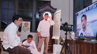 Cak Machfud mencanangkan program pemerintah pusat diterapkan dengan baik di Kota Surabaya.