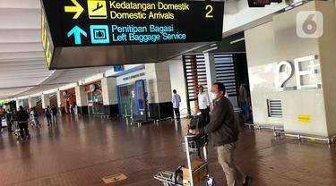 Jumlah Penumpang di Bandara Soekarno-Hatta Mulai Meningkat