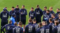 Timnas Italia akan menghadapi Liechstentein pada lanjutan kualifikasi Piala Eropa 2020 (AP)