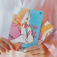 Novel Surprise Me./Copyright Endah