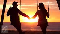 Tanda pasangan Anda saat ini merupakan jodoh yang tepat. (Foto:iStockphoto)