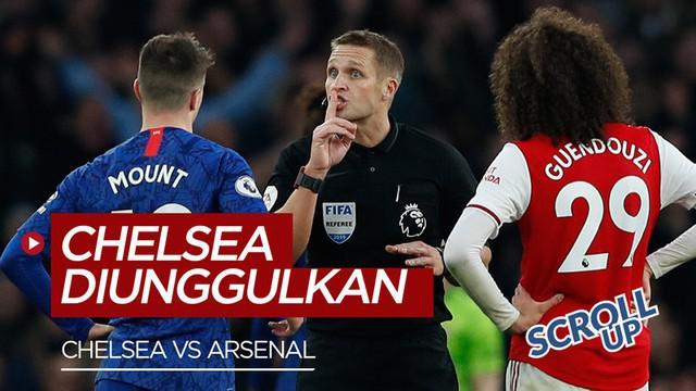 Berita Video Scroll Up kali ini membahas jelang pertandingan antara Chelsea vs Arsenal yang digelar Rabu (22/01/2020) WIB.