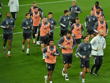Jerman Akan Bermain Ngotot Hadapi Swiss di UEFA Nations League