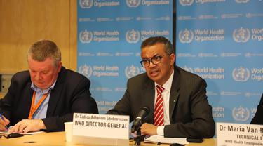 WHO Umumkan Virus Corona Pandemi Global