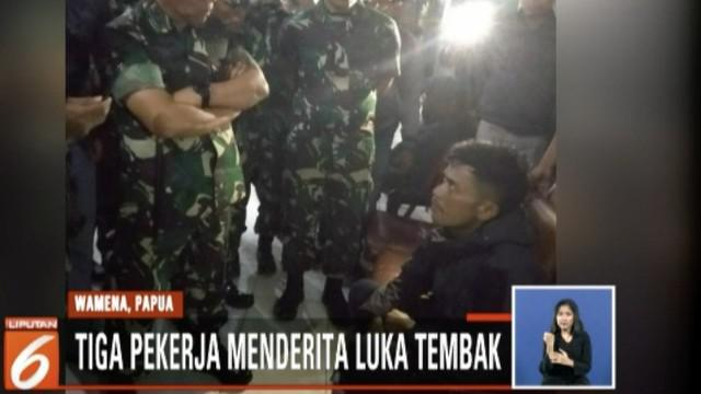 Dari keterangan mereka, Kodam 17 Cenderawasih menyatakan 1 Desember 2018 lalu 40 anggota kelompok separatis bersenjata menculik 25 pekerja dari Distrik Yigi.