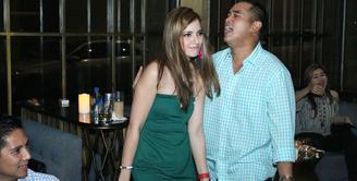 Sejak resmi menjadi istri pengusaha Ardi Bakrie, Nia Ramadhani mengurangi kegiatannya di dunia entertainment. Ia mulai jarang muncul di layar kaca. Kini, ia akan kembali menghiasi layar kaca. (Instagram/ramadhaniabakrie)