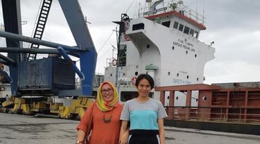 Siti Ara Masita, pengusaha pelayaran sukses dari Sulawesi Selatan. Foto: Istimewa