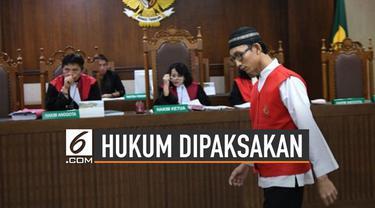 Yayasan Lembaga Hukum Indonesia (YLBHI) menilai vonis hukum pegawai sarinah dipaksakan. Sebanyak 29 pegawai Sarinah divonis 4 bulan penjara terkait kerusuhan 22 Mei lalu.