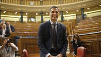 Perdana Menteri Spanyol Pedro Sanchez (AP/Francisco Seco)