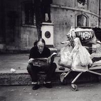 Mengagumkan, foto-foto ini merupakan hasil jepretan para tuna wisma di London.