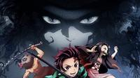 Poster film Demon Slayer Mugen Train. (Foto: CBI Pictures/ IMDb)