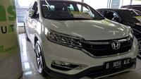 Ilustrasi mobkas Honda CR-V (oto.com)