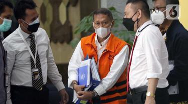RJ Lino Kembali Jalani Pemeriksaan KPK
