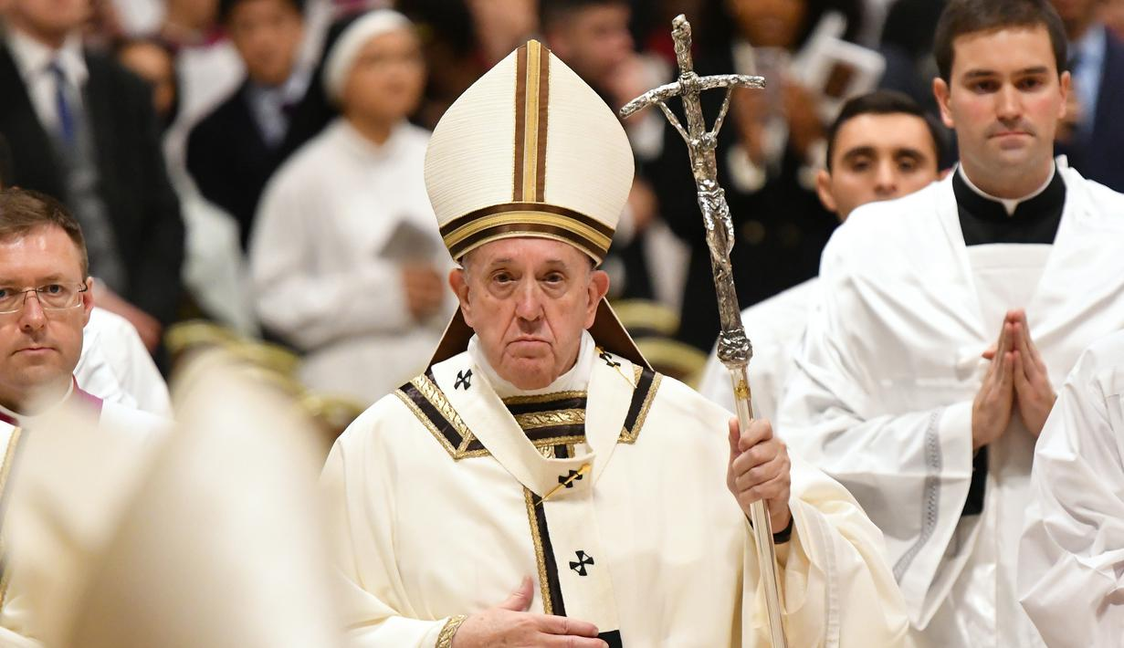 Ensiklik dari Bapa Suci Paus Fransiskus: FRATELLI TUTTI – TENTANG PERSAUDARAAN DAN PERSAHABATAN SOSIAL