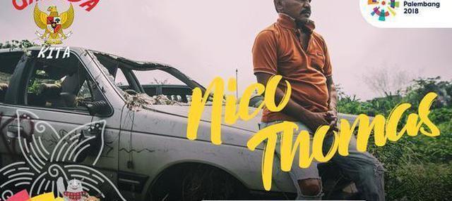 Berita video mengenai petinju legendaris, NIco Thomas yang menghidupi keluarganya hanya dengan tinju.