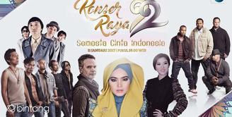 Ucapan ulang tahun dari para selebriti untuk ulang tahun Indosiar yang ke-22.
