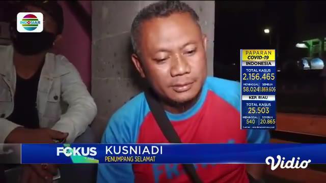 Fokus Pagi mengangkat beberapa topik berita sebagai berikut, Kapal Tenggelam Di Selat Bali, Angin Kencang, Ratusan Rumah Rusak, Pasien Covid-19 Diangkut Mobil Bak, Oksigen Habis.